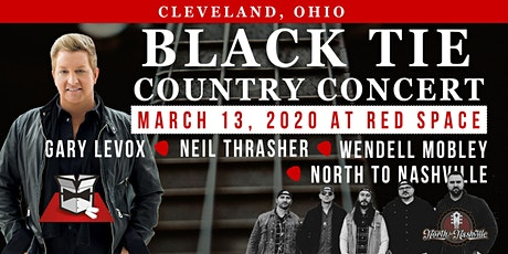 Black Tie Moving's Country Concert Series hosted by Gary LeVox of Rascal Flatts tickets