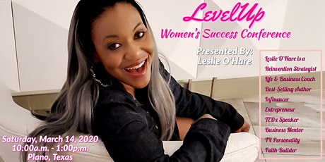 LevelUp Women's Success Conference tickets
