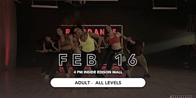 02/16 Urban Dance Class   Adult - All Levels   By RESIDANCE