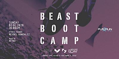 Fun Run Miami - Beast Boot Camp - March 2020
