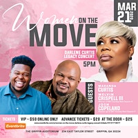 Women on the Move-Darlene Curtis Legacy Concert