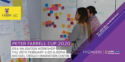 PFC Idea Validation Workshop