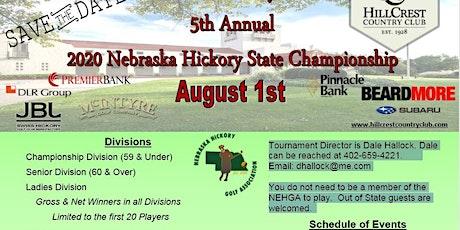 Nebraska State Hickory Championship tickets