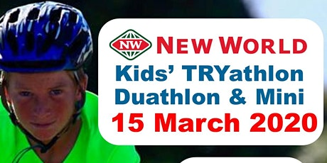 New World Kids' Triathlon, Duathlon and Mini tickets