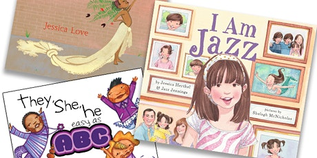 I am Jazz Book Reading Event tickets