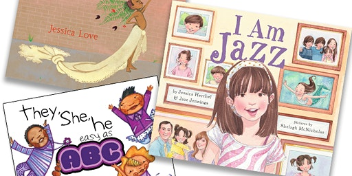 I am Jazz Book Reading Event