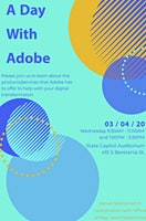 A Day With Adobe Workshop