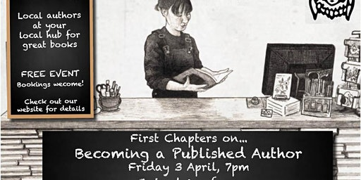 First Chapters Special Event - How To Get Published