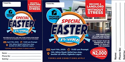 Special Easter Promo