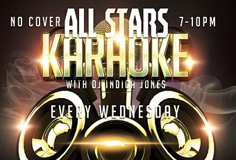 All Stars Karaoke with DJ Indica Jones tickets