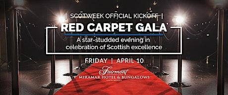 ScotWeek Red Carpet Gala tickets