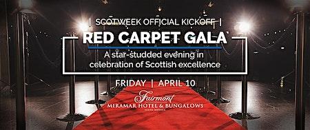 ScotWeek Red Carpet Gala