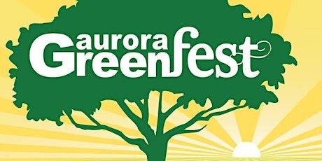 2020 Aurora GreenFest Exhibitor & Vendor Fees tickets