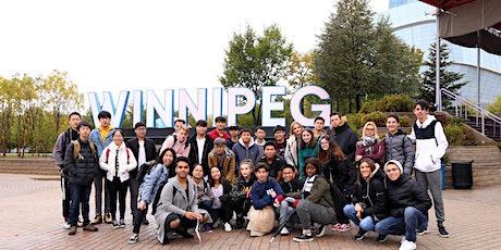 High School en Winnipeg, Canada. entradas