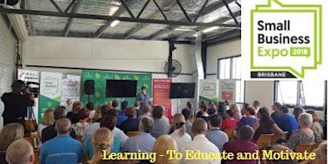 INVITE Pre Expo Workshop - Brisbane Small Business Expo  tickets