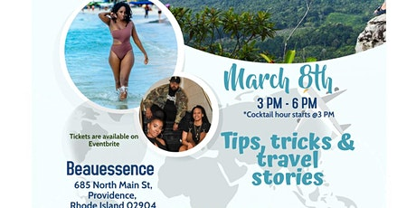 BOSS Podcast Travel Soiree tickets