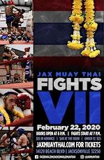 Jax Muay Thai Fights VII tickets