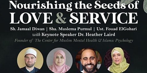 Nourishing the Seeds of Love and Service - 2nd Annual Benefit Dinner