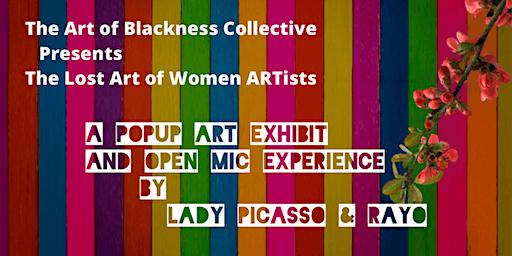 The Lost Art of Women ARTists