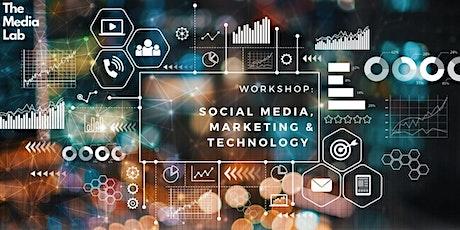 The Media Lab- Marketing Workshop tickets