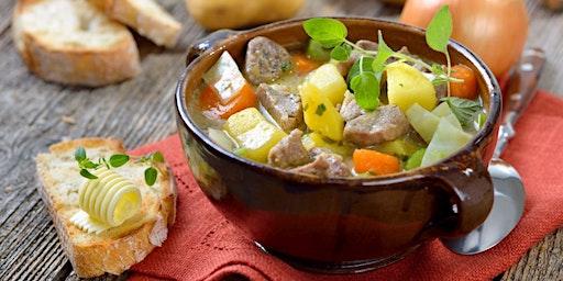 Ellacappella Irish Stew Dinner