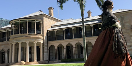 Lady Diamantina Bowen Tours at Old Government House  tickets