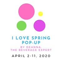 4/5 I Love Spring Pop-Up Museum Experience Sunday, April 5, 2020