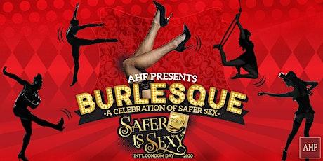 ICD Burlesque Safer is Sexy!  Atlanta tickets