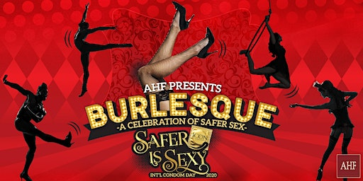 ICD Burlesque Safer is Sexy!  Atlanta