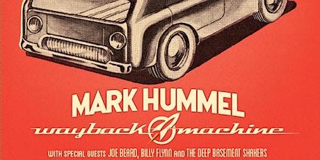 Mark Hummel & Deep Basement Shakers CD Release Party! tickets