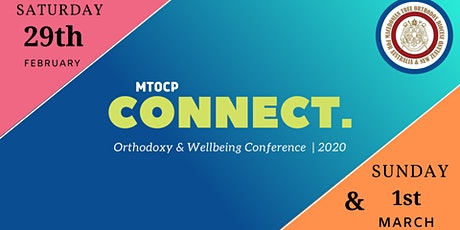 MTOCP Wellbeing Conference 2020 tickets