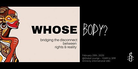 Whose Body ? Bridging the Disconnect Between Rights and Reality tickets