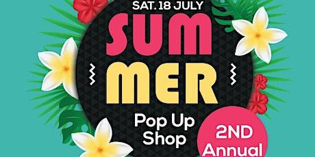 2nd Annual Summer Pop-up Shop tickets