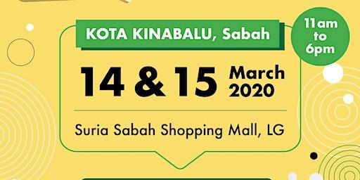 StudyMalaysia Higher Education Fair 2020 (KOTA KINABALU)