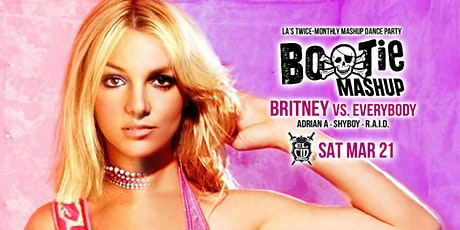 Bootie Mashup: Britney vs. Everybody tickets