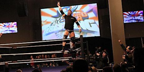 New England All-Star Wrestling: SPRING BREAKDOWN - tickets