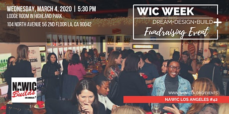 Women in Construction Week: Networking Fundraiser benefitting Would Works tickets