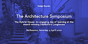 The Architecture Symposium – The Hybrid House: An...