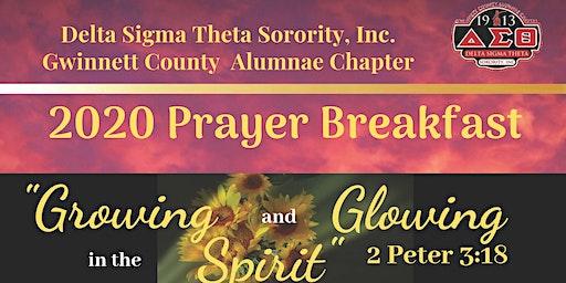 GCAC 2020 Annual Prayer Breakfast