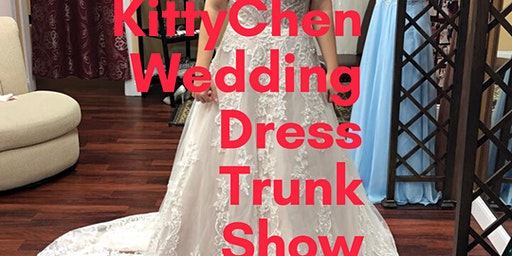 KittyChen Bridal Trunk Show