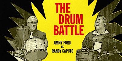Drum Battle - Jimmy Ford vs Randy Caputo at Jazzville Palm Springs