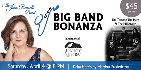 Big Band Bonanza tickets
