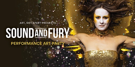 Sound and Fury: Art, Not Apart Afterparty 2020 tickets