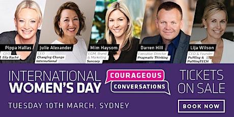 International Women's Day 2020: Courageous Conversations tickets