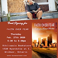 Faith Over Fear Book Signing