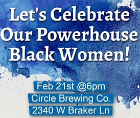 Black Women Powerhouse Mixer tickets