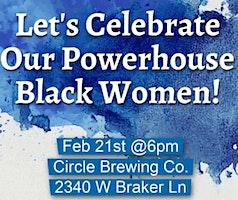 Black Women Powerhouse Mixer