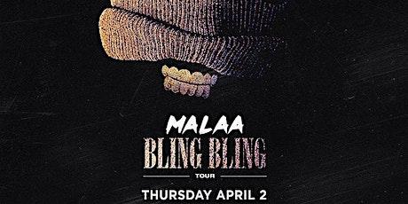 Malaa Bling Bling Tour @ NOTO Philadelphia Thursday 4/2 tickets