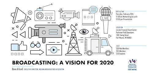 Broadcasting: A Vision for 2020