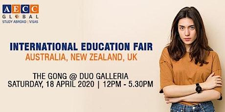 AECC Global Overseas Education Fair tickets
